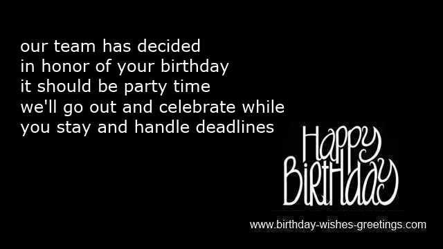 birthday message to a work colleague ; a09ee1f1aab1bf9001ecf56183142ffa