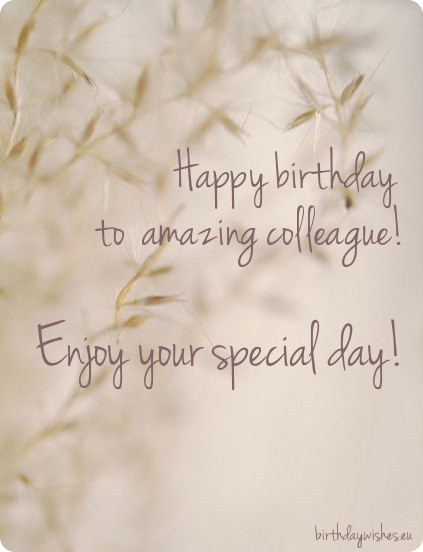 birthday message to a work colleague ; birthday-wishes-for-colleague