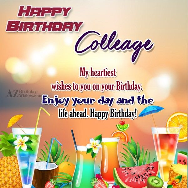 birthday message to a work colleague ; birthday-wishes-to-collegue-101-best-happy-birthday-wishes-for-colleague-images-on-pinterest