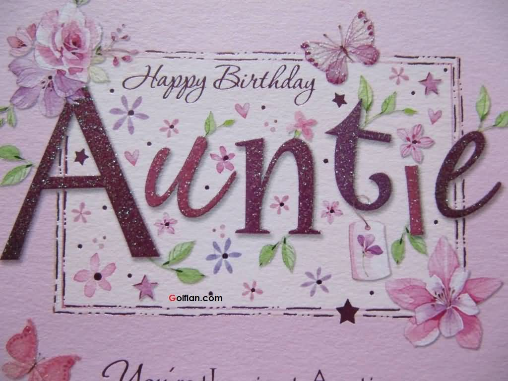 birthday message to aunt in law ; Awesome-E-Card-Birthday-Wishes-For-Aunt