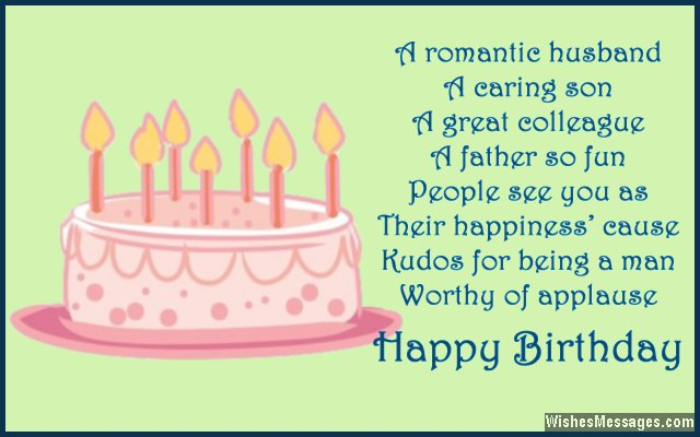 birthday message to husband and a father ; Cute-quote-for-35th-birthday