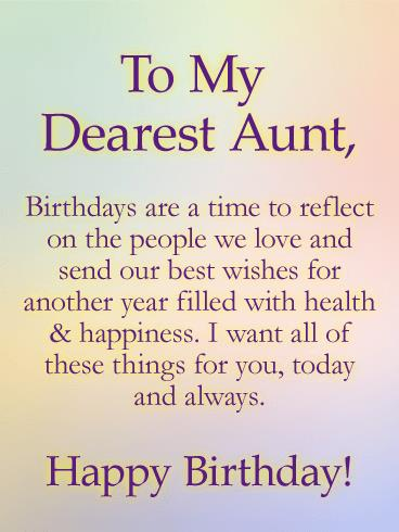 birthday message to my favorite aunt ; b_day_fat36
