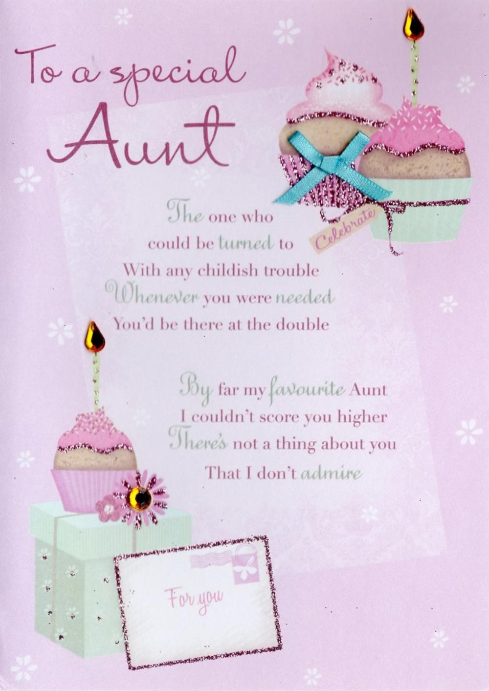 birthday message to my favorite aunt ; birthday-cards-for-aunts-lovely-special-aunt-birthday-greeting-card-cards-of-birthday-cards-for-aunts