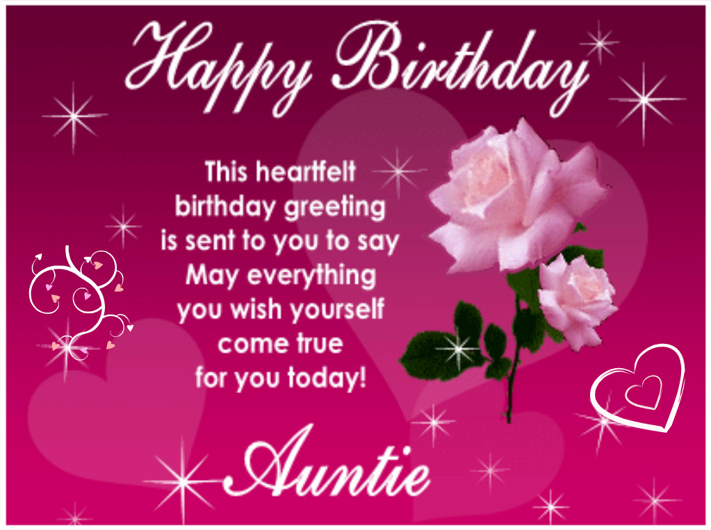 birthday message to my favorite aunt ; images-of-happy-birthday-wishes-for-aunt%252B%25252814%252529