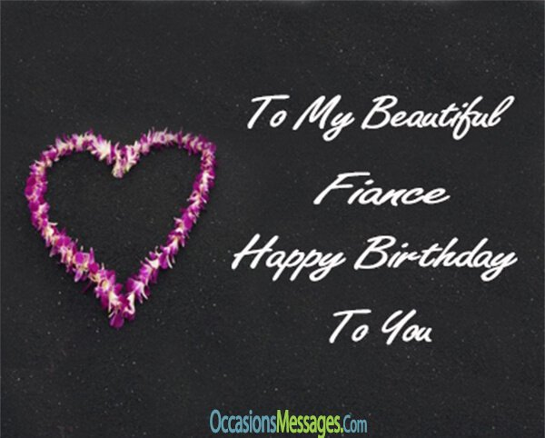 birthday message to my fiance ; Birthday-Wishes-for-Fiance
