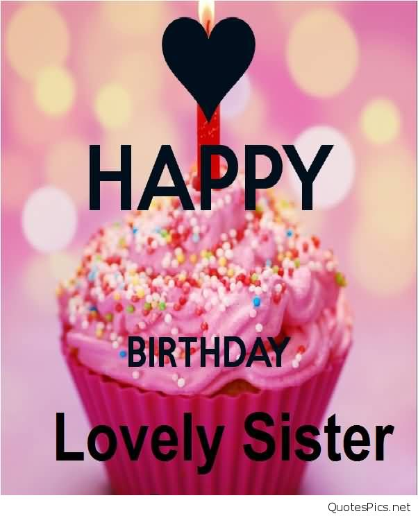 birthday message to my lovely sister ; Birthday-wishes-for-sister-1