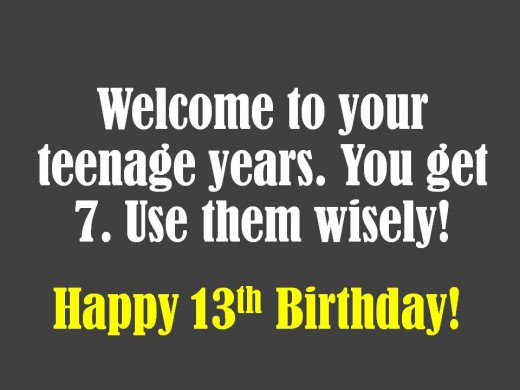 birthday message to my son turning 13 ; 8700998_f520
