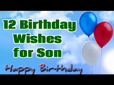 birthday message to my son turning 13 ; hqdefault-1