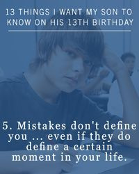 birthday message to my son turning 13 ; march-13-birthdays-new-turning-13-a-meaningful-way-to-celebrate-a-son-of-march-13-birthdays