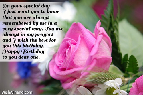 birthday message to my special someone ; 1859-happy-birthday-greetings