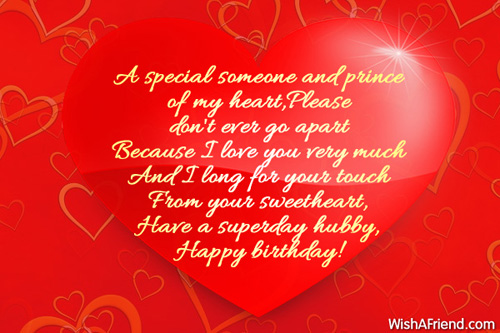 birthday message to my special someone ; 9314-husband-birthday-wishes
