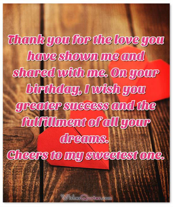 birthday message to my special someone ; Birthday-Wishes-for-Someone-Special-8-600x720