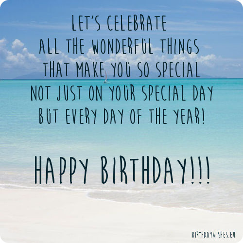 birthday message to my special someone ; special-birthday-wishes-for-someone-special
