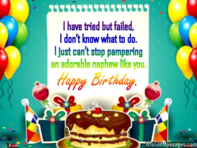 birthday message to nephew boy ; Sweet-birthday-quote-for-nephew-from-aunt-or-uncle-640x480