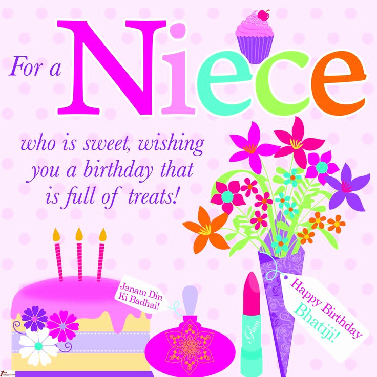 birthday message to your niece ; 1st-birthday-wishes-for-niece-fresh-79-best-happy-birthday-wishes-greetings-messages-images-on-pinterest-of-1st-birthday-wishes-for-niece