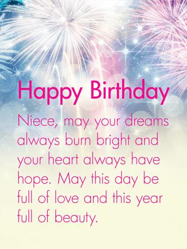 birthday message to your niece ; b_day_fni33