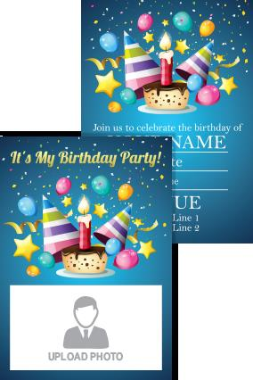 birthday party invitation cards online india ; 1_523_28