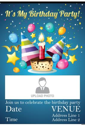 birthday party invitation cards online india ; 1_523_38