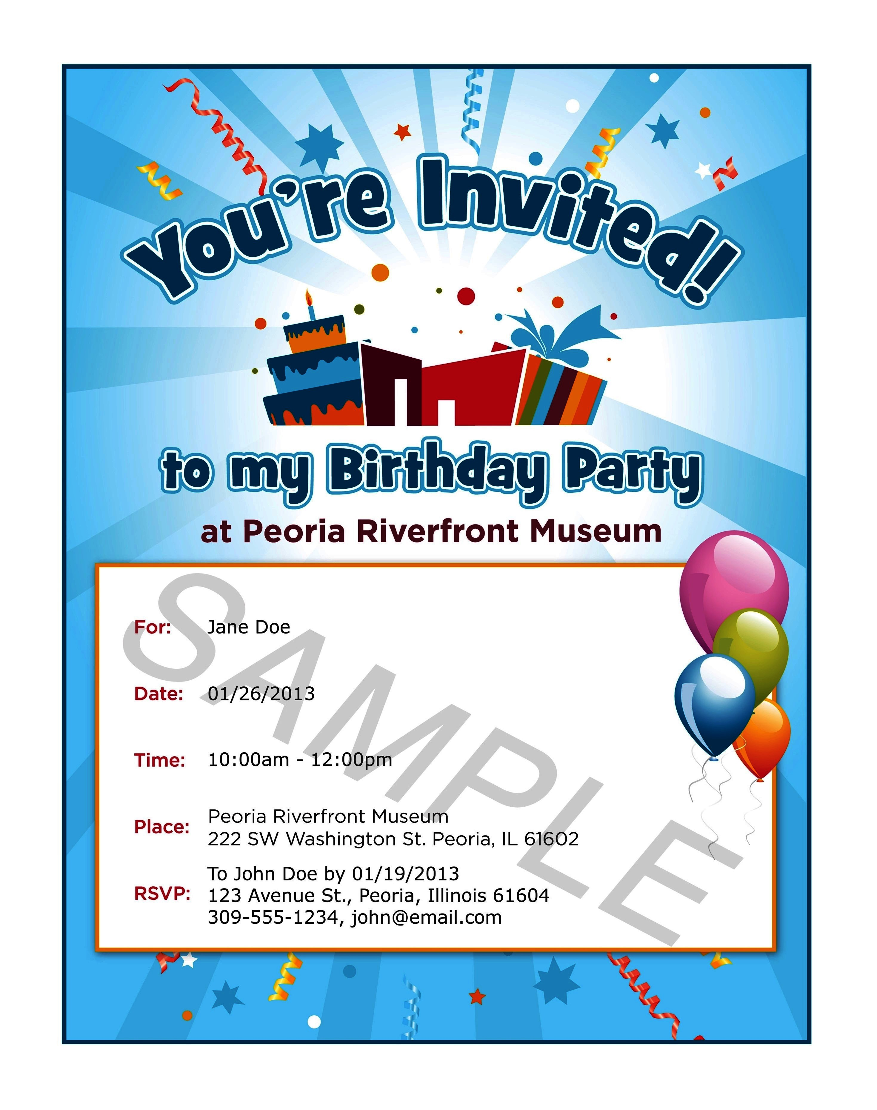 birthday party invitation mail ; Birthday-party-invitation-sample-combined-with-your-creativity-will-make-this-looks-awesome-2