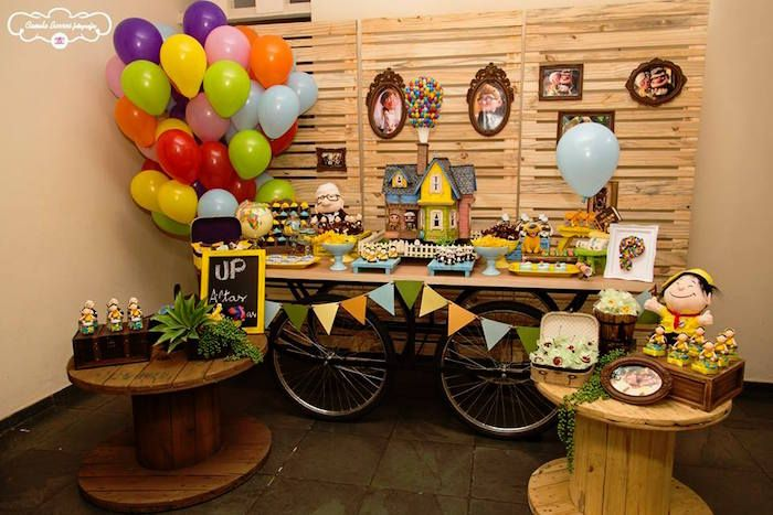 birthday party picture display ; 1d41f9bd6caadc1ec482928aacbf14f9