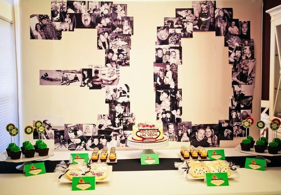 birthday party picture display ; ef0bdbe00e084a66eb72b95c5d4b5ffd--birthday-photo-displays-birthday-photos