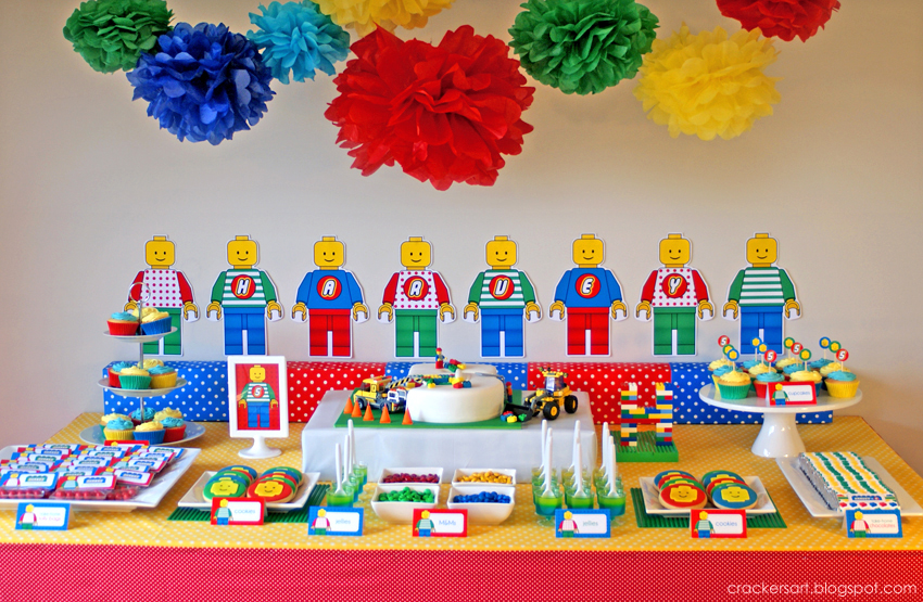 birthday party supplies themes ; Boys-Party-Ideas-22