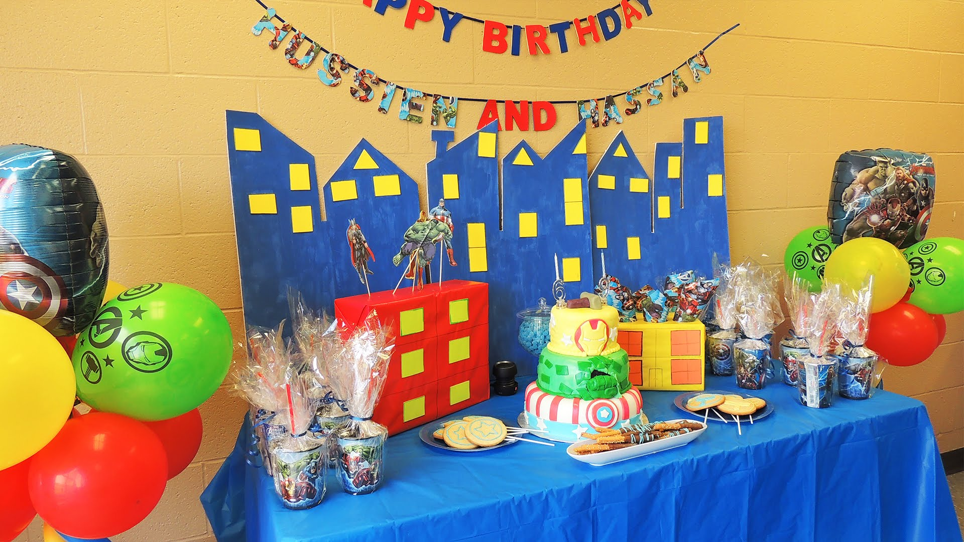 birthday party supplies themes ; maxresdefault