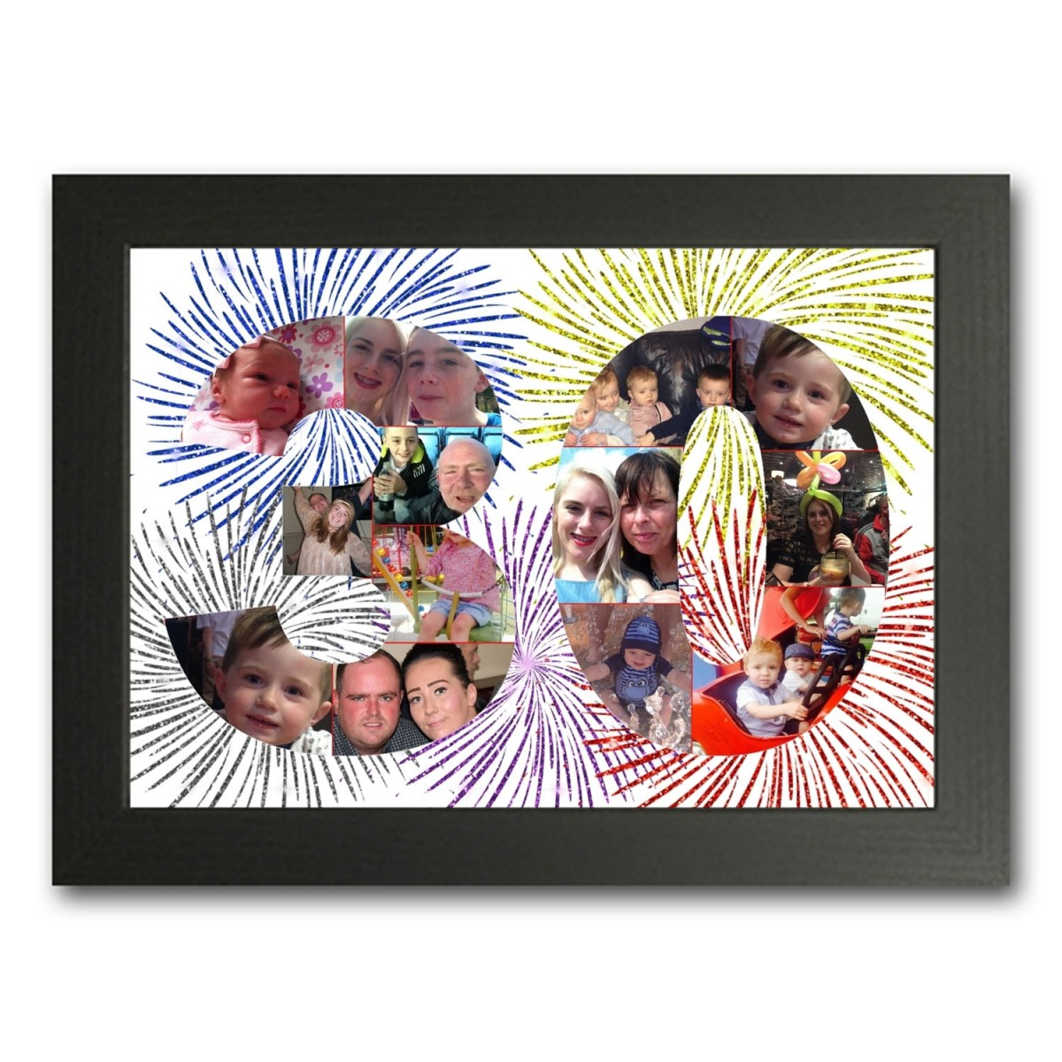 birthday photo collage maker ; 30th-birthday-photo-collage-1200x1200