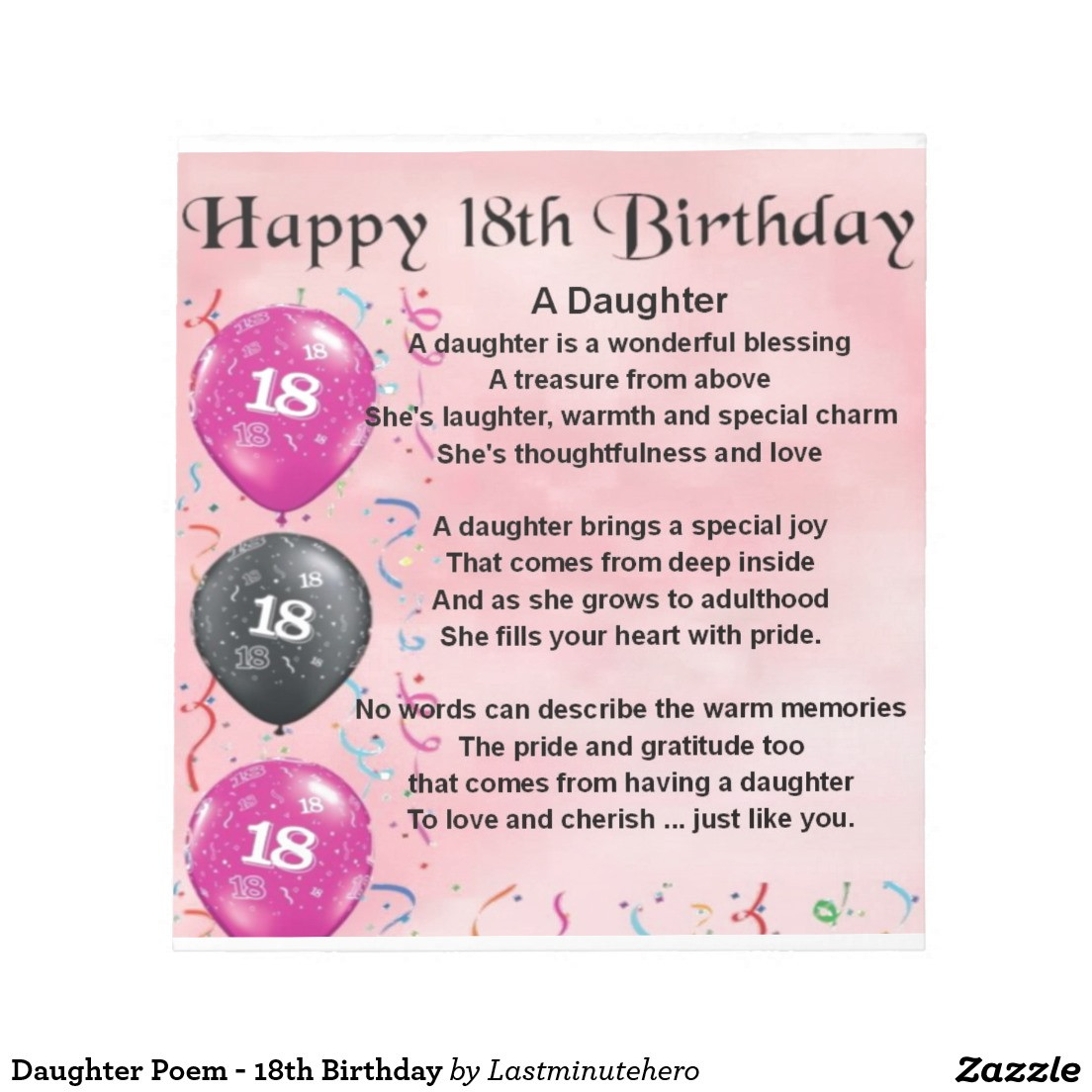 birthday poem for 18 year old daughter ; 18-year-old-birthday-card-messages-best-of-daughter-poem-18th-birthday-notepad-image-of-18-year-old-birthday-card-messages