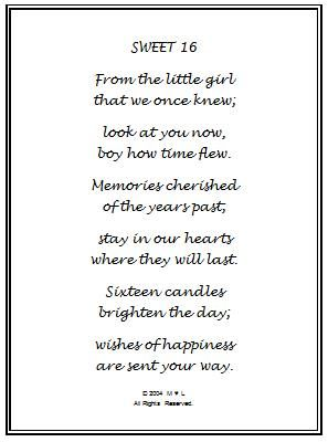 birthday poem for 18 year old daughter ; 6c0c550547995d38e8a9c5c39854b5aa