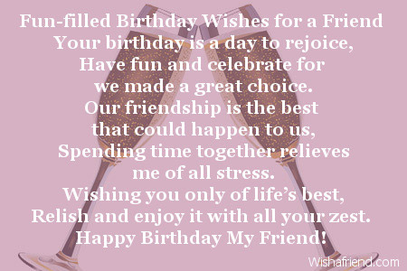 birthday poem for a close friend ; 2040-friends-birthday-poems