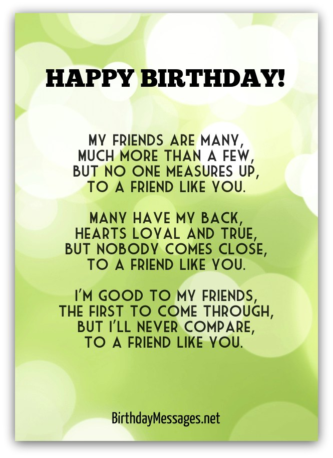 birthday poem for a close friend ; clever-birthday-poems3A