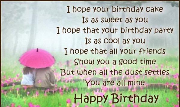 birthday poem for a close friend ; funny-happy-birthday-poems