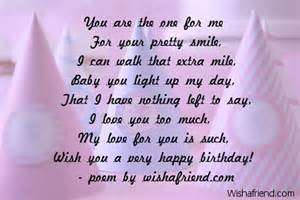 birthday poem for ex girlfriend ; cdj_you_are_the_one_for_