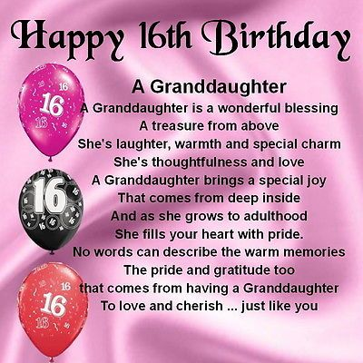 birthday poem for granddaughter free ; 4d0809e214e6101265d7d2baab6d78b1