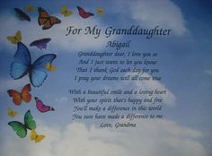 birthday poem for granddaughter free ; 60d84c85a009c006754cb4b2725e46fb--christmas-poems-christmas-gifts