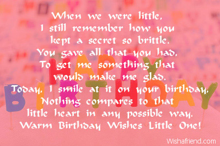 birthday poem for little brother ; 2017-brother-birthday-poems