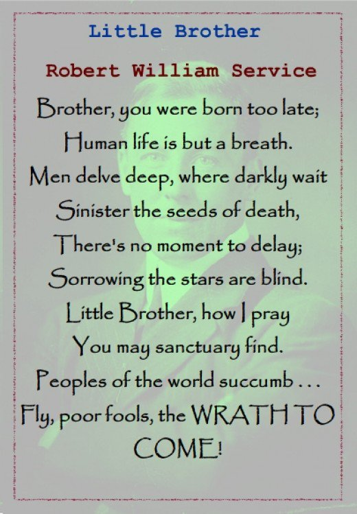 birthday poem for little brother ; 2536bc5ba99ff94072bec928ab66465b