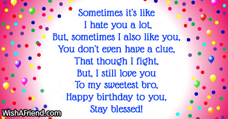birthday poem for little brother ; 9351-brother-birthday-poems