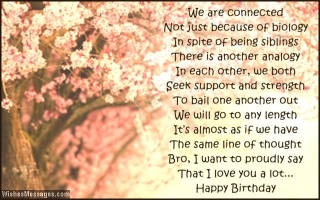 birthday poem for little brother ; Bestest-birthday-card-poem-to-a-brother-from-a-sister