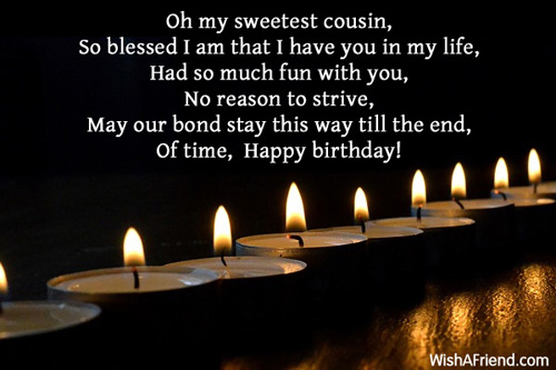 birthday poem for my cousin ; 8318-birthday-messages-for-cousin