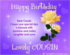birthday poem for my cousin ; Girl-Cousin-Birthday-Quotes-3-1