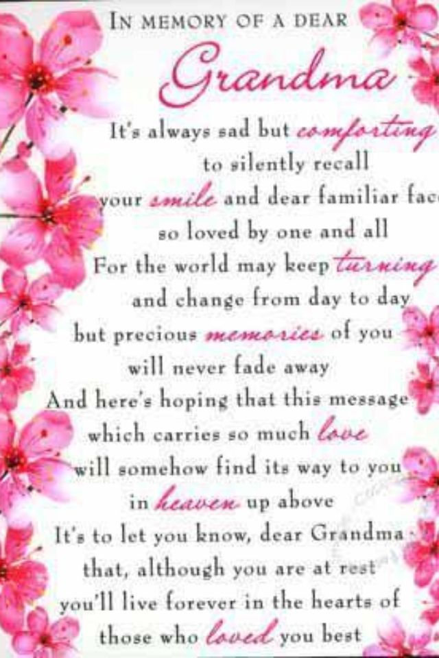 birthday poem for my grandmother ; 2a2c9e3735f2463642fe0ca12f29cc51--happy-birthday-grandma-grandmother-birthday