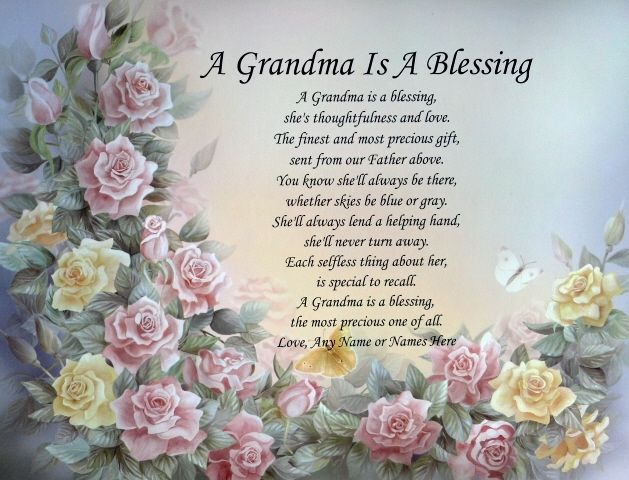 birthday poem for my grandmother ; d7c324ac0779c2afc84aa94e0e83782b