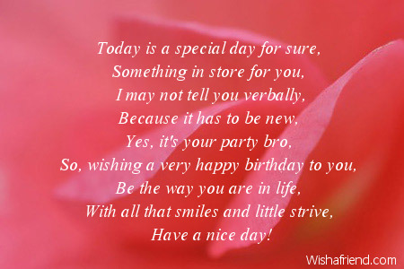 birthday poem for younger brother ; 8863-brother-birthday-poems