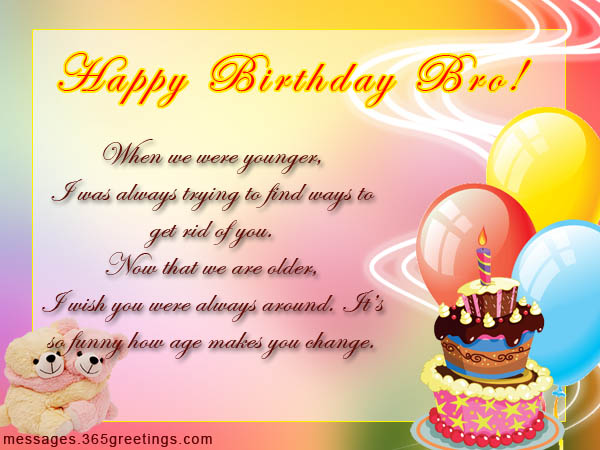 birthday poem for younger brother ; birthday-quotes-for-brother