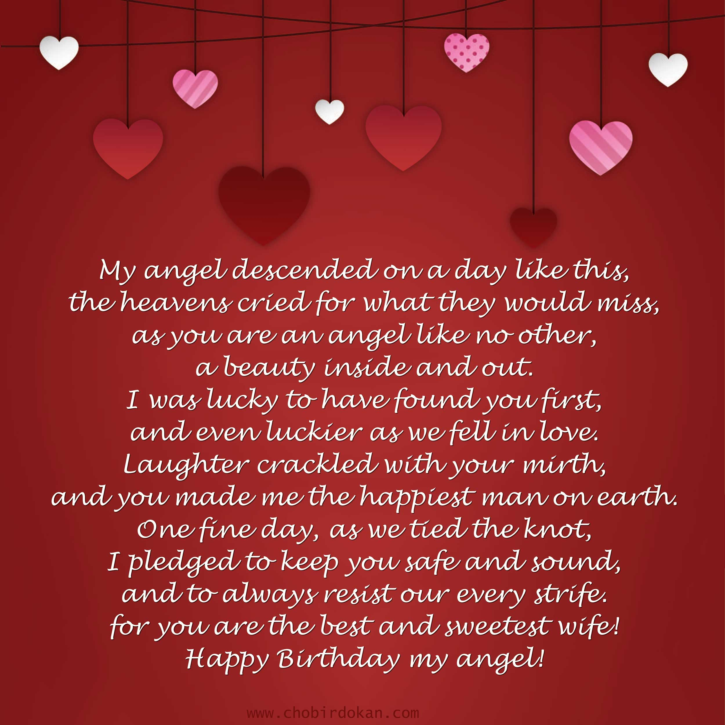 birthday poems for girlfriend card ; happy-birthday-poem-for-her