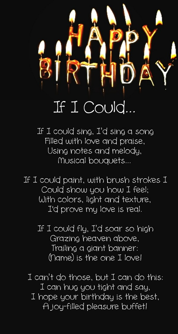 birthday poems for her ; romantic-birthday-poems