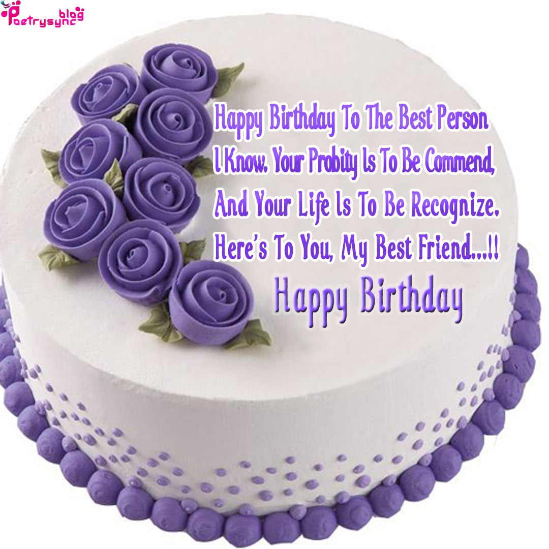 birthday poetry in english ; happy-birthday-cake-images