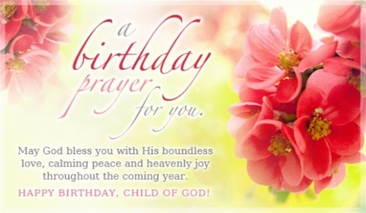 birthday prayer message for a sister ; 30225-birthday%2520prayer
